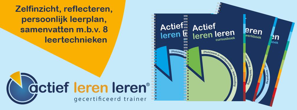 actief leren leren